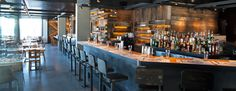 Restaurant Brasserie Montréal Restaurant Brasserie, Restaurants, Le Point, Laval, Conference Room, Table, Furniture, Canada, Bar