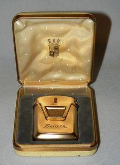Vintage Zenith Premier Transistor Hearing Aid by France1978, via Flickr
