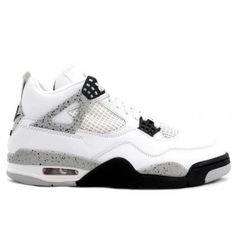 huge discount ed301 7eb67 Buy Air Jordan 4 Retro White Black Tech Grey For Sale On Sale from Reliable Air  Jordan 4 Retro White Black Tech Grey For Sale On Sale suppliers.