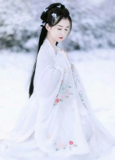 Traditional Fashion, Traditional Outfits, China Girl, Chinese Clothing, Hanfu, Ao Dai, Chinese Style, Ulzzang Girl, Asian Fashion