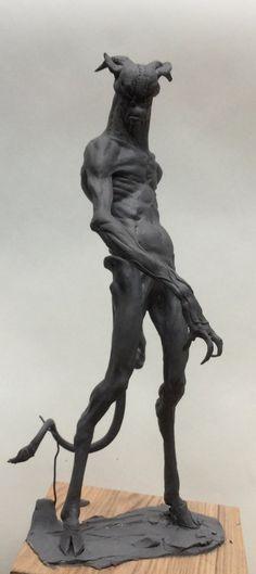 Monster sketch., Tomek Radziewicz on ArtStation at https://www.artstation.com/artwork/monster-sketch-141c8dd3-ec72-4168-9149-2facbb0fd9cd