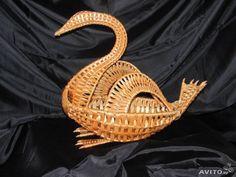 Плетённый лебедь: продам в разделе Мебель и интерьер по лучшей цене, в продаже Плетённый лебедь с комментариями пользователей и