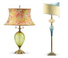 Калейдоскоп светильников от Susan and Caryn Kinzig - Ярмарка Мастеров - ручная работа, handmade