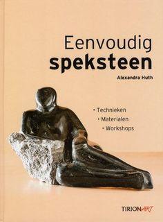 Handleiding voor het beeldhouwen met speksteen, met een aantal uitgewerkte ideeën.