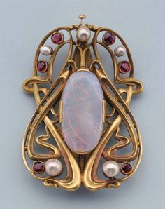 Contemplative Beautiful Vintage Sterling Silver Brooch Style; Red Fire Opal #ga Fashionable possibly In