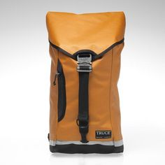 Rescue Series Drop Liner Backpack - Orange/Black + Cobra Buckle – Truce