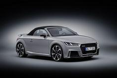 Audi TT RS : plus de puissance, de vitesse et de charme | Actu Auto