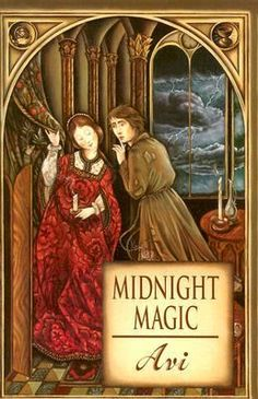 Midnight Magic by Avi. In Italy in 1491, Mangus the magician and his apprentice are summoned to the castle of Duke Claudio to determine if his daughter is indeed being haunted by a ghost.