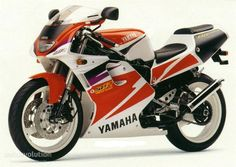 Yamaha TZR 125 SP-R 1992