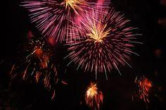 Bay City MI Fireworks 2012