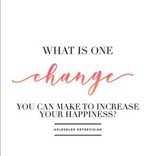 upleveled_estheticianIs it new education, self development, doing something nice and unexpected for a client, time off, a fun night out, a facial, starting your own biz.....? Narrow it down to 3 things, prioritize and make it happen this month!!! . . . . . . .  #spacoach #esthetics #esthetician #change #changinglives #lifecoach #happinessishere #lifeisbeautiful #salon #skincarespecialist #entrepreneurmindset #pedicure #beautyguru #career Something Interesting, Something To Do, Skin Care Specialist, Prioritize, 3 Things, Self Development, Good Night, You Changed, Pedicure