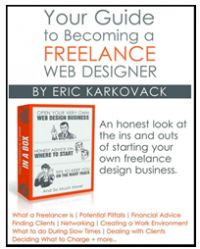 Informative & Inspiring New Book Gives Honest Ins-and-Outs of Starting a Freelance Web Design Business.