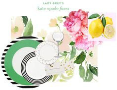 Kate Spade Garden Party Essentials