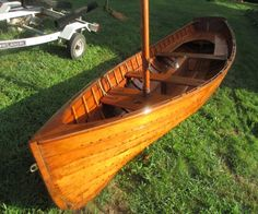 1978 16 foot Kolin Boat Works Whitehall Small boat for Sale in Topeka, KS