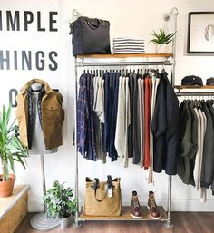 Fresh Wall Mountable Clothes Rail