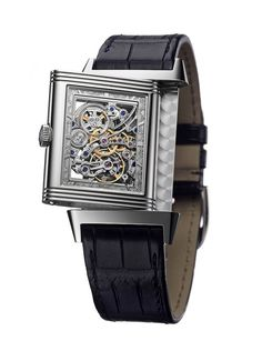 The iconic Jaeger-LeCoultre Reverso watch
