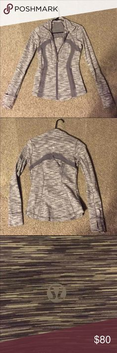 Lululemon Define Jacket Size 4, worn handful of times. Perfect condition, just not my color! Cheaper on Merc lululemon athletica Tops Sweatshirts & Hoodies