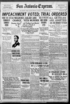 Daily newspaper from San Antonio, Texas that includes local, state and national news along with advertising. Military Police, Police Officer, Coloured People, How To Make Drinks, San Antonio, Houston, Drinking, The Past, Texas