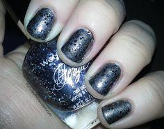 My Nail Polish Is Poppin': Black Metal Magic