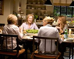 An Exclusive Q with Nancy Meyers