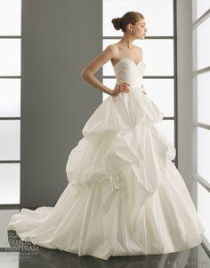 aire barcelona wedding dresses 2012