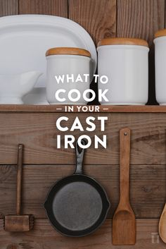 The workhorse of any kitchen, how to get the most out of a cast iron pan #FreshBlog #Luvo #Castiron #HowTo