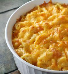 Jarlsberg Cheddar Macaroni & Cheese - FoodBabbles.com