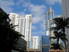 Downtown de Miami. - USA