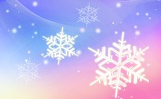 Snowflakes HD Wallpaper