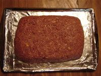 """The Smoked Meatloaf Recipe. I follow the smoker directions, but use a recipe called """"Perfect Meatloaf."""""""