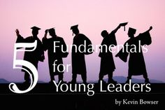 As a young professional, you can still be a leader even though you may not have yet achieved a position of power. In fact, if you exercise your leadership skills as a young professional, your road to a more desirable position can be much shorter.