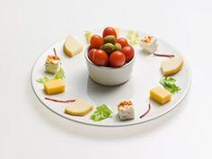 Sýry a zelenina...