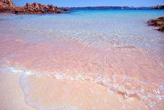 Spiaggia Rosa - Isola di Budelli - Sardegna