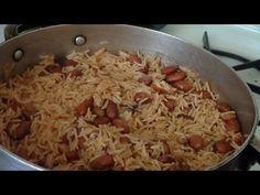 Haitian recipies website. How to cook Haitian rice!