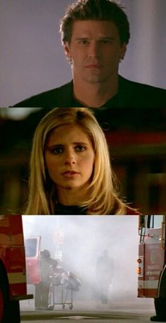 Buffy: One of the most heart wrenching moments.
