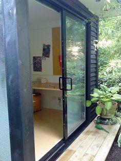 office in my garden: Garden Studio