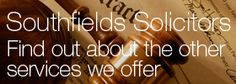 We offer a range of legal services.