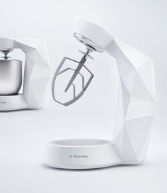 Stand Mixer for the Electrolux Design Lab competition by Peter Braakhuis.