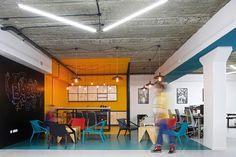 BigBek Office by SNKH Architectural Studio, Yerevan – Armenia » Retail Design Blog