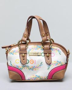 coogi erin group mini bag