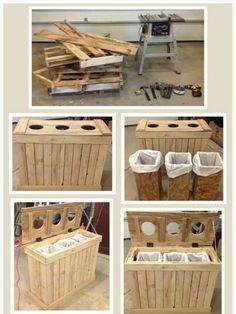 Muebles hechos con madera reciclada!!! - Taringa!