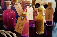 Halloween witch's potions - goodtoknow