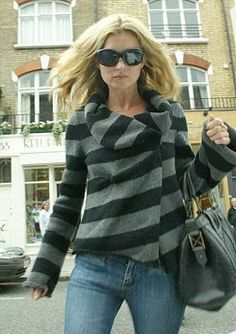 Kate Moss on Pinterest | 23 Pins on kate moss, gray stripes and fall …