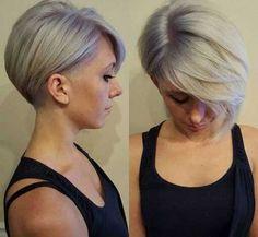 2015 – 2016 Short Hair