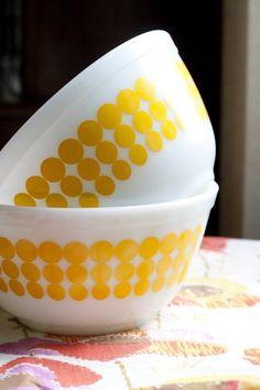 Yellow New Dots