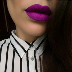Lip color is amazing.