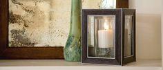 DIY Candle lantern idea, glasses, dollar tree, frames, candles, 201303 diylantern, lanterns, candl lantern, tree lantern