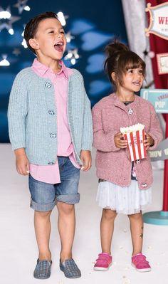 Lana Grossa JACKE Alta Moda Alpaca - FILATI Kids & Teens No. 6 - Modell 37 | FILATI.cc WebShop
