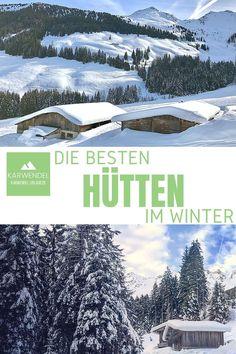 Lust auf #Winterhütten im #Schnee - ich zeige sie dir! Welche #Hütten haben im #Winter offen? Hier die Antwort ✔️ Genieß deinen Hütten Winter beim #winterwandern #rodeln #schlittenfahren #schneeschuhwandern #skifahren #skitour ✔️ viel Spaß in der schönen #natur in den #bergen Bergen, Mountains, Nature, Travel, Skiing, Vacations, Naturaleza, Viajes, Trips