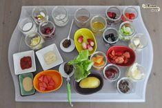 Dégustation à l'Aveugle et Tri des Aliments